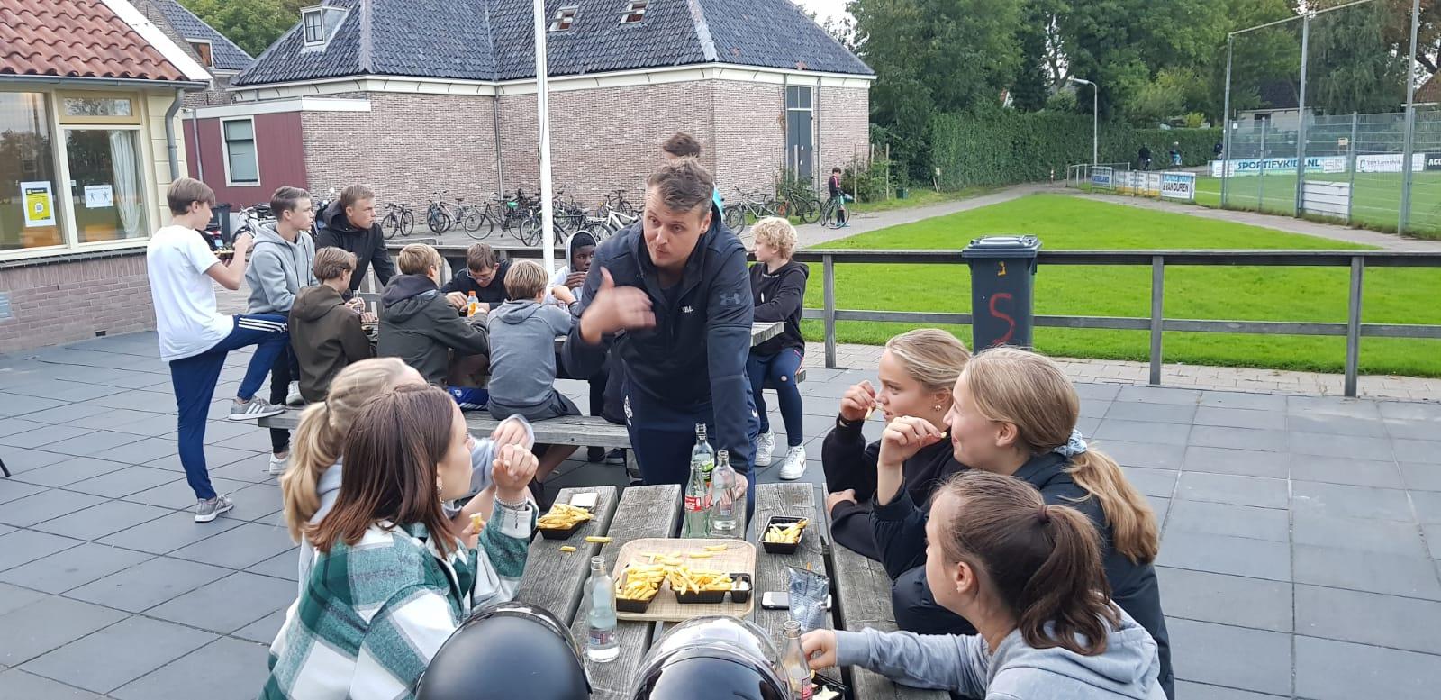 Interne trainersopleiding voor jonge trainers