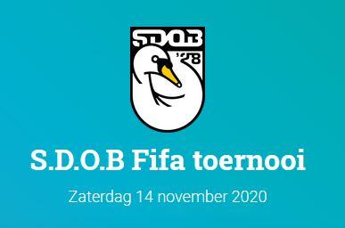 Wegens succes herhaald: SDOB FIFA21 Toernooi!